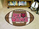 Arkansas State Football Rug 22