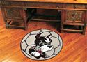 Boston Soccer Ball Rug 29