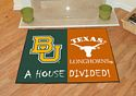 Baylor - Texas House Divided Rugs 34