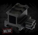 AIM SPORTS RISER MOUNT/MEDIUM PROFILE