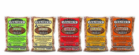 Smokehouse Products Chips n Chunks 12 pack assortment
