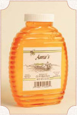 Anna's Natural Clover Honey 16 ounce
