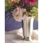 Lily Pewter Vase