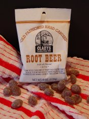 Claeys Root Beer Candy