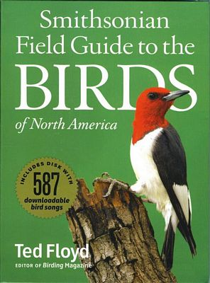 Smithsonian Field Guide To The Birds of N. America