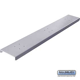 3 WIDE SPREADER FOR ROADSIDE MAILBOXES-SILVER