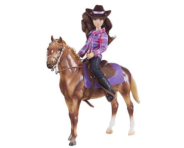 C-O-17 17 Western Horse Saddle American Leather Flex Trail