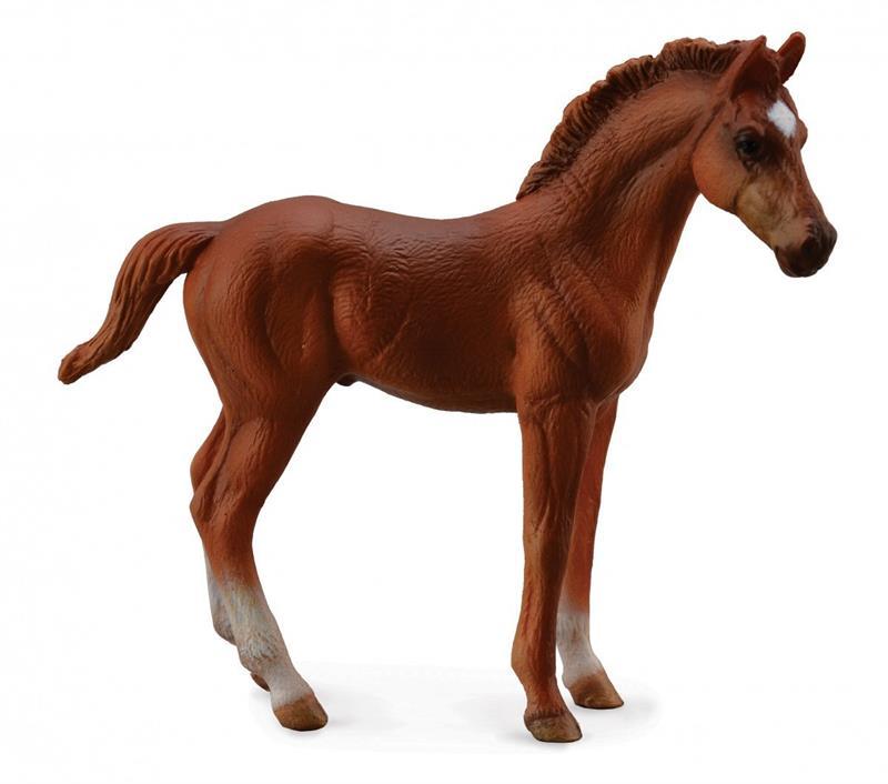 Breyer Bay Hanoverian Stallion CollectA Model Horse