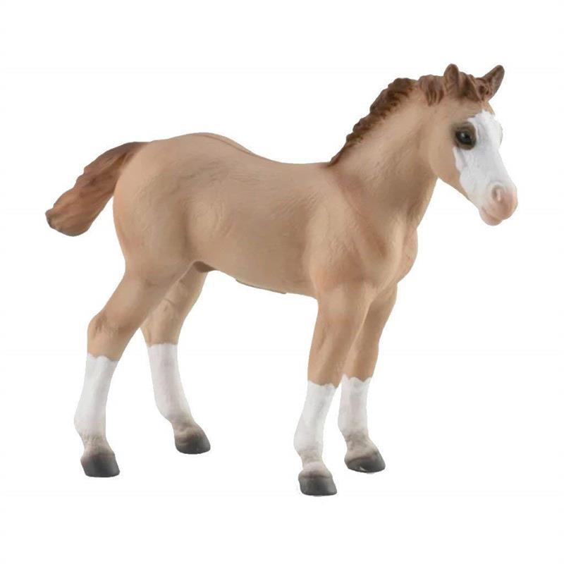 Breyer Horses Corral Pals Red Dun Quarter Horse Foal 88814