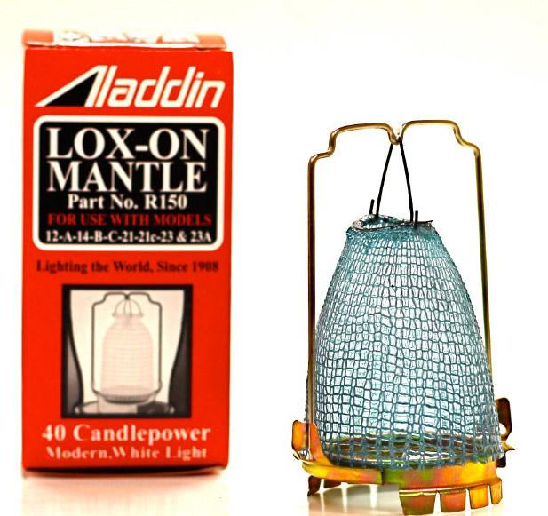 ALADDIN MANTLE LAMP Aladdin Lamps R-150 Mantles,No R-150