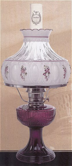Aladdin lamps amethyst short lincoln drape table lamp with purple aladdin lamps amethyst short lincoln drape table lamp with purple floral shade c6183n 752 aloadofball Images
