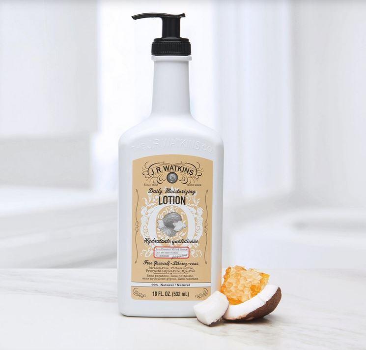 d69d48c09 JR Watkin s Natural Apothecary Coconut Milk and Honey Lotion  20510