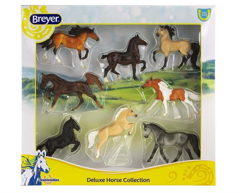 Collect A Horses Morgan Bay Stallion Toy Figure