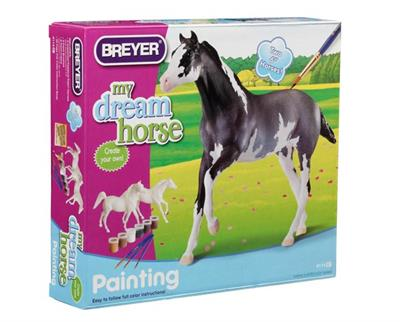 A fun and easy to use painting and craft kit for horse crazy kids.
