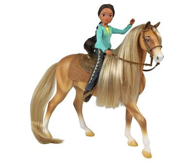 Palomino Horse from DreamWorks Spirit Riding Free Horse and Rider Gift Set