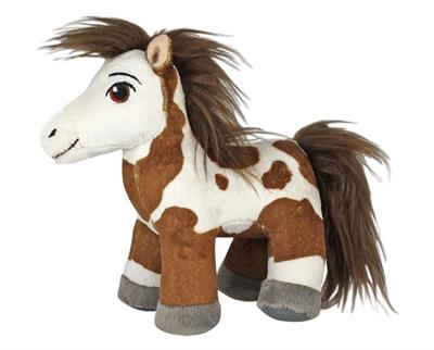 Chestnut Framework Overo Pinto (Paint) from DreamWorks Spirit Riding Free