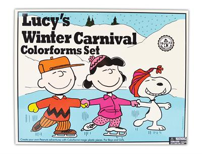 Colorforms are the wonderful, re-stickable storytelling toy, beloved for more than 60 years