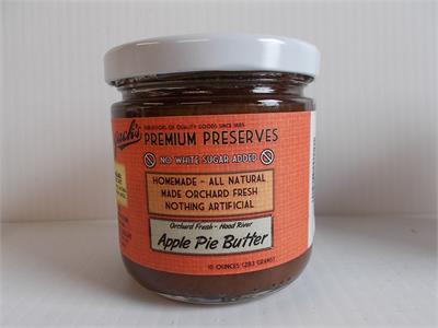 Our kitchen has been hard at work improving our fruit and berry preserves.All Natural. No artificial colors, flavors, or preservatives. Made with the finest Northwest ingredients. We hope you like them as much as we do. Made with fresh apple cide from Hoo