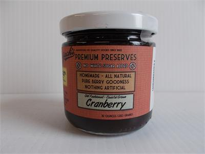 Our kitchen has been hard at work improving our fruit and berry preserves.All Natural. No artificial colors, flavors, or preservatives. Made with the finest Northwest ingredients. We hope you like them as much as we do. Made from coastal-grown berries