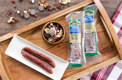 The ideal on-the-go, high protein snack. Naturally cured with no nitrates or nitrites added, and completely FREE of: phosphates, artificial color, chemical preservatives, allergens, gluten and MSG. Hempler's uses only the finest ingredients and lean cuts