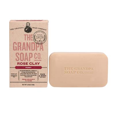 All Natural, gluten free bar soap