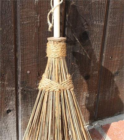 The Ultimate Coconut Garden Whisk Broom By Depalma