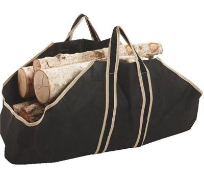 Heavy Duty Canvas Log Carrier Firewood Bag