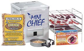 Smokehouse Products Top Load Mini Chief Smoker #9801