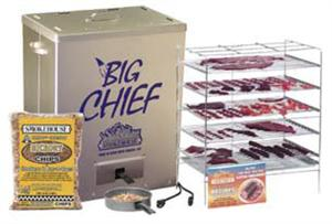 Smokehouse Products Top Load Big Chief Smoker #9890