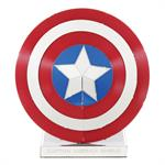 Metal Earth Captain America's Shield Model Kit Marvel