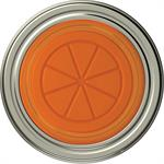 JarWare Mason Jar Orange Jam/Jelly Lid #82631