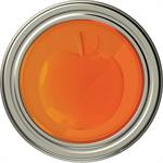 JarWare Mason Jar Peach Fruit Jam/Jelly Lid #82632
