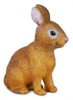 Collect A's Rabbit figurine measures 1.6 x 0.8 x 2 inches