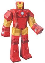 Blueprints Paper Craft Marvel 12