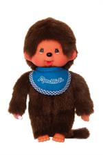 Plush monkey toy popular in the 1980s
