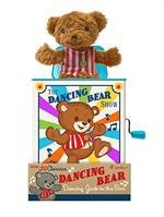 Schylling Toys Lil' Classics Dancing Bear Jack in the Box #TLCBJB  The puppet dances as the handle is turned. Plays