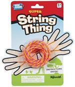 Play cat's cradle and many other string games