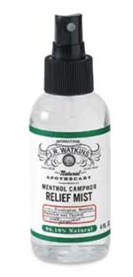 JR Watkins All Natural Menthol Camphor Ointment Travel Size