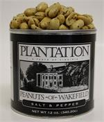 Gourmet Peanut with a kick! A dash of salt and a pinch of fresh cracked pepper season our super extra large Virginia Peanuts. Simple, fresh and truly addictive! One taste and you'll be hooked!