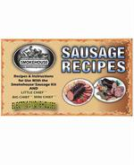 Smokehouse Products Smoked Foods Recipe Booklet #9990