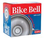Silver Colored Bicycle Bell for Handle Bars