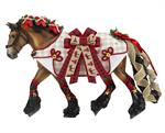 "A timeless holiday gift, Yuletide Greetings features ""Happy Holidays 2020"" on his belly.  Traditional 